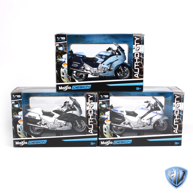 Freeshipping Maisto Yamaha FJR 1300 1/12 1300A Police 1/18 Motorcycles  Diecast Metal Sport Bike Model Toy New In Box For Kids In Diecasts U0026 Toy  Vehicles ...