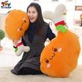 Творческий плюшевые куриная ножка мягкие игрушки поддержи диван офис дома-деко подарок на день рождения для детей подруга бесплатная доставка