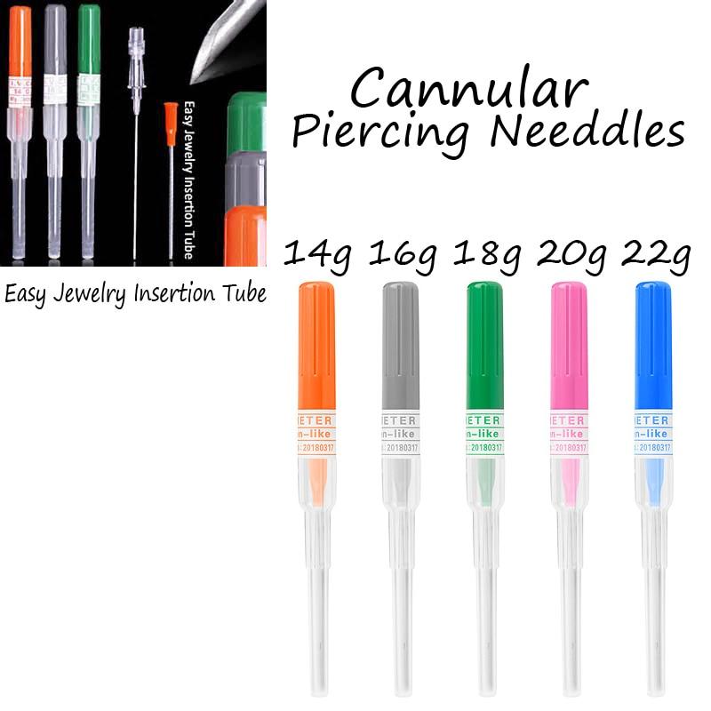 1PC Steel IV Catheter...