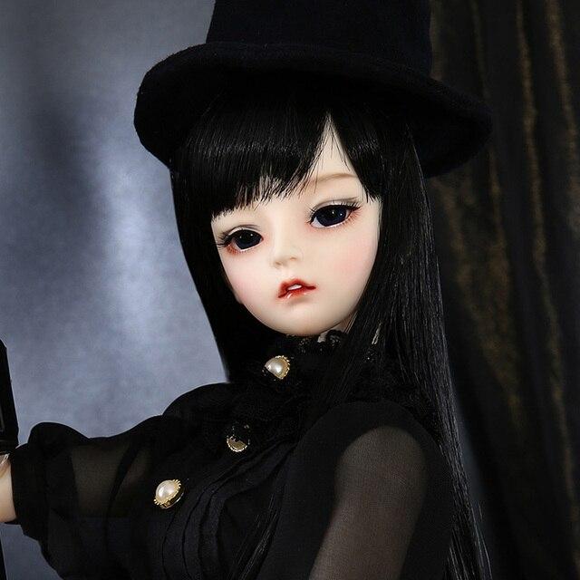 Dollmore mioA 新人形 1/3 樹脂ガールボディおもちゃのための誕生日クリスマスベストギフトフィギュア BJD SD 人形