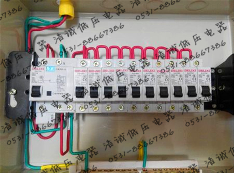 Custom made to order distribution box GGD home wiring box wiring