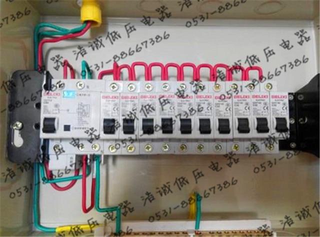 custom made to order distribution box ggd home wiring box