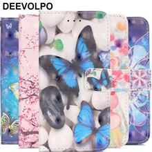 DEEVOLPO Case For Cover Huawei P9 Lite 2016 Leather Flip Wallet Coque P9Lite 2016 Case Cover Magnetic Luxury Phone Cases DP03H for huawei ascend p9 p9 plus p9lite p9 lite 2017 case cover luxury pu leather flip wallet cases fundas phone bag card slot coque