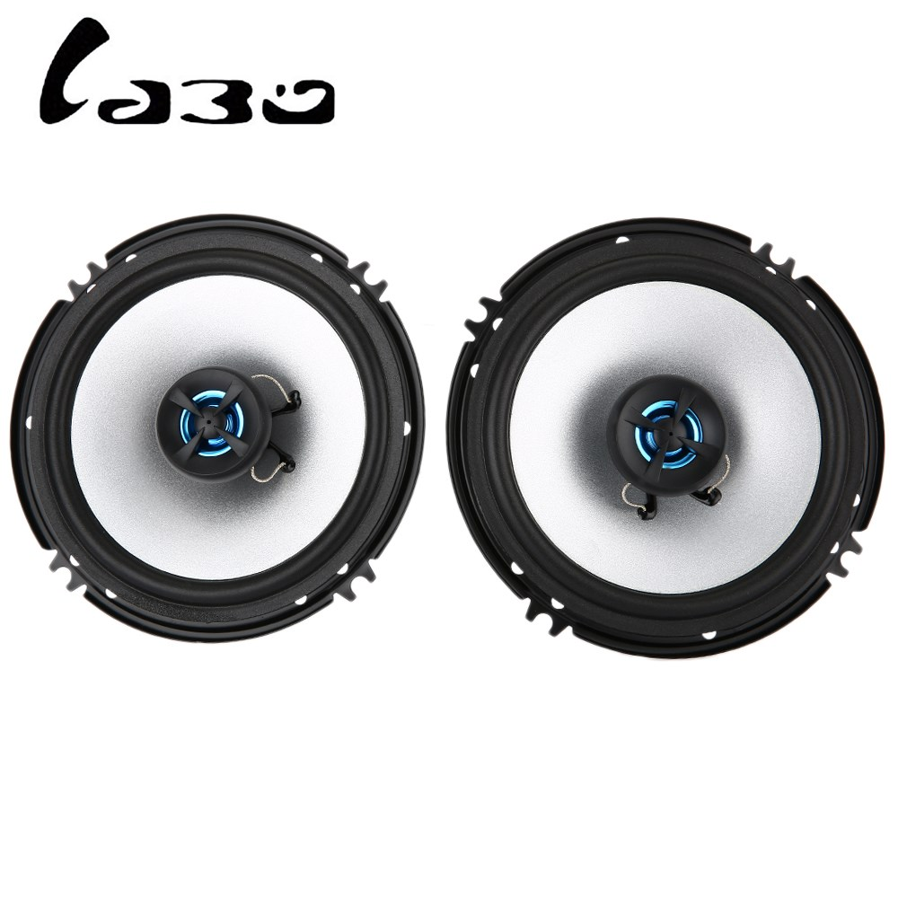 Paired LABO LB-PS1652T 6.5 Inch Coaxial Speaker Loud Sound Music Subwoofer