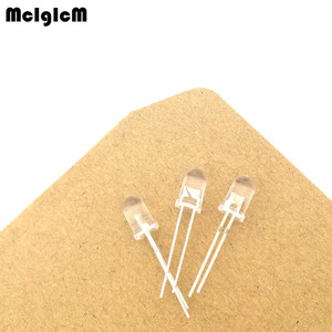 Image 2 - McIgIcM Free shipping 10000pcs White light emitting diodes White turn White red green yellow 5mm led