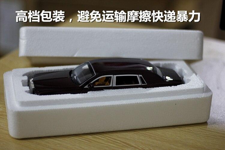 Rolls Royce Phantom Model Car with Sound and Lights 16