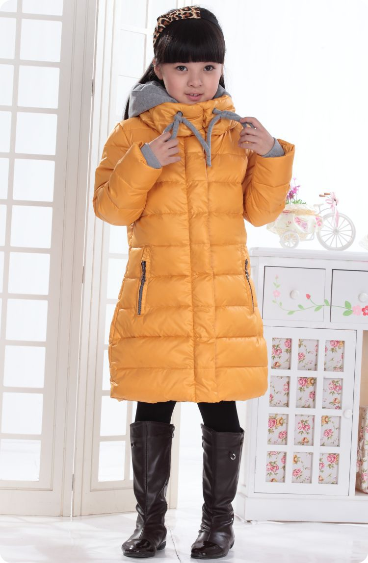 Online Shop Children's clothing child down coat winter jacket for