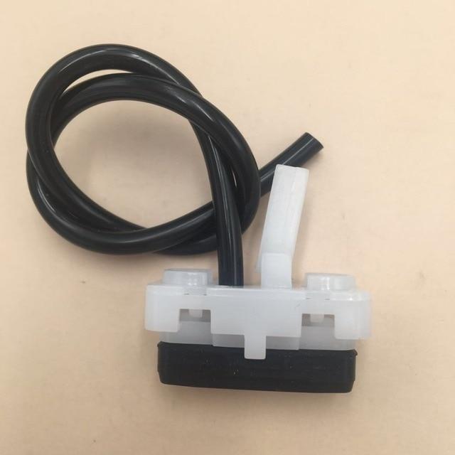 Dx4 Estación de tapas dx4 cabezal de impresión tapa superior para Roland SP540 VP540 RS640 mimaki jv2 jv33 mutoh rj8000 eco sovlent impresora de agua