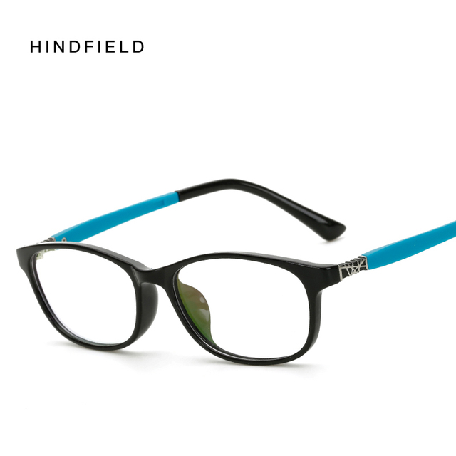 78df7d09818 Hindfield TR90 Ultra Light Anti Fatigue Computer Blue Ray Radiation  Protection Eyeglasses Goggles Glasses Frame for Women Men