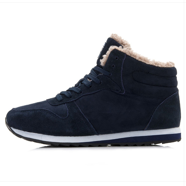 Men's Ankle Winter Shoes 2