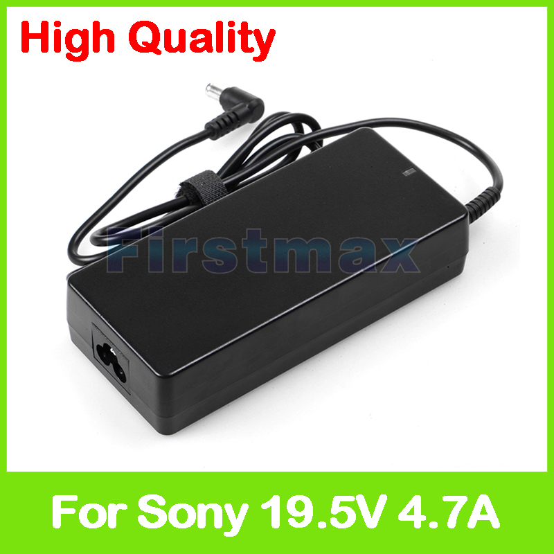 19.5V 4.7A laptop ac power adapter charger for Sony vaio VGP-AC19V29 VGP-AC19V30 VGP-AC19V31 VGP-AC19V32 VGP-AC19V35 VGP-AC19V36