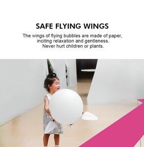 Image 4 - Pilot rekin zabawki powietrze pływanie ryby podczerwieni RC latające balony dekoracyjne Nemo Clown ryby dzieci zabawki prezenty strona dekoracji