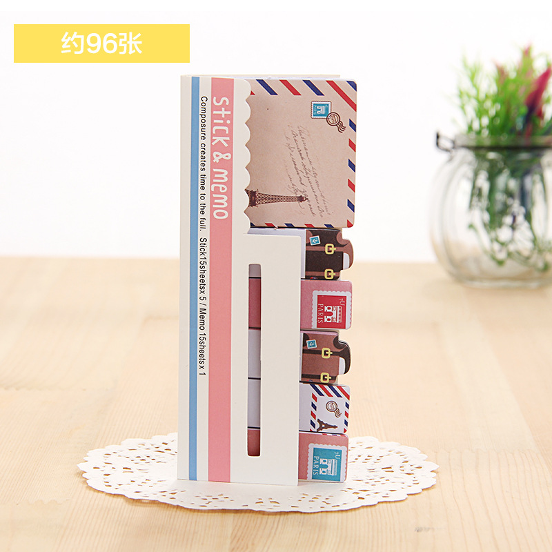 Memo Pads Logical Lovely Pretty Animal Cat Panda Sticky Notes Memo Pad Paper Bookmarks School Supplies Planner Stickers Korean Stationery Clients First