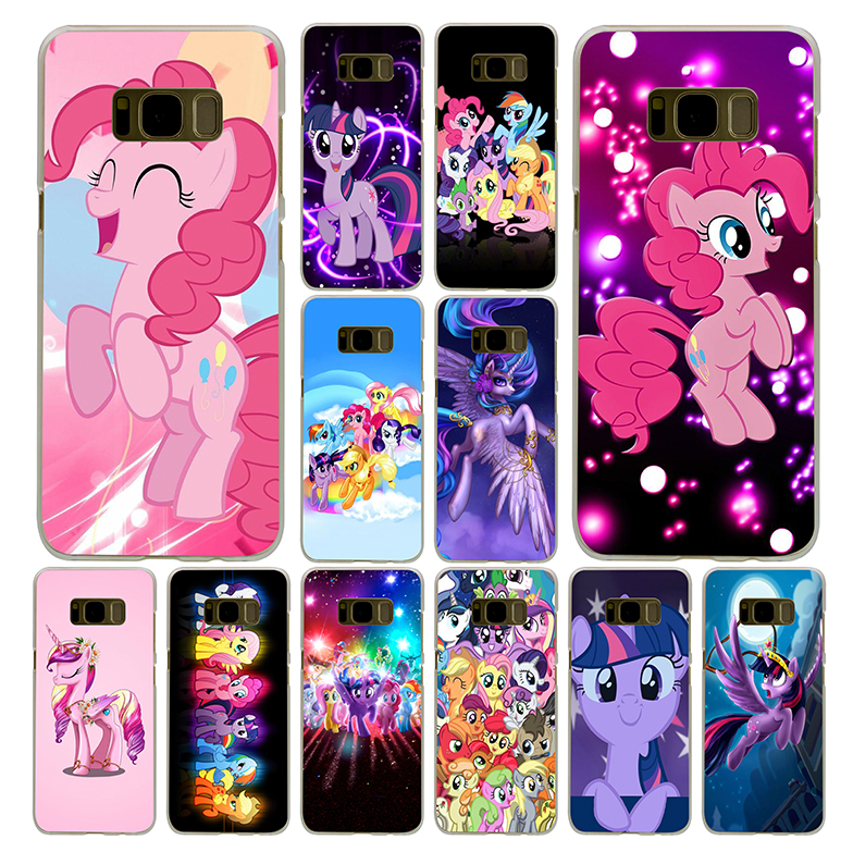 Lavaza Little-Pony-Case Phone-Cover Samsung Galaxy Plus No for S10-s10e/S9/S8/.. My