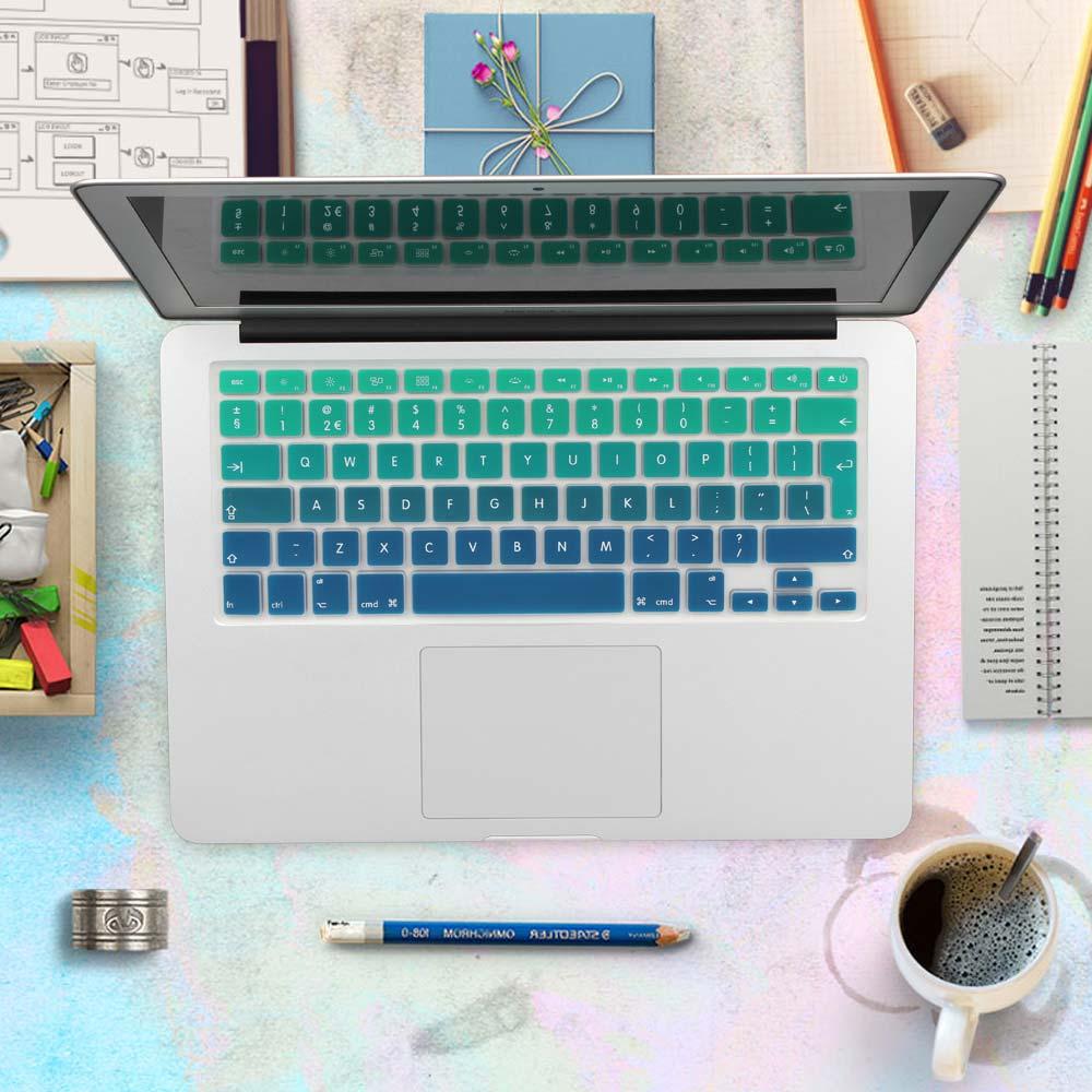 UE Reino Unido Entra en inglés Diseño de degradado de colores - Accesorios para laptop - foto 5