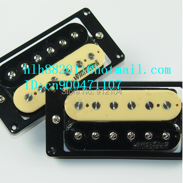 free shipping new electric guitar pickup in yellow and black made in South Korea wk-8239-1 poverty migration and aids in south india