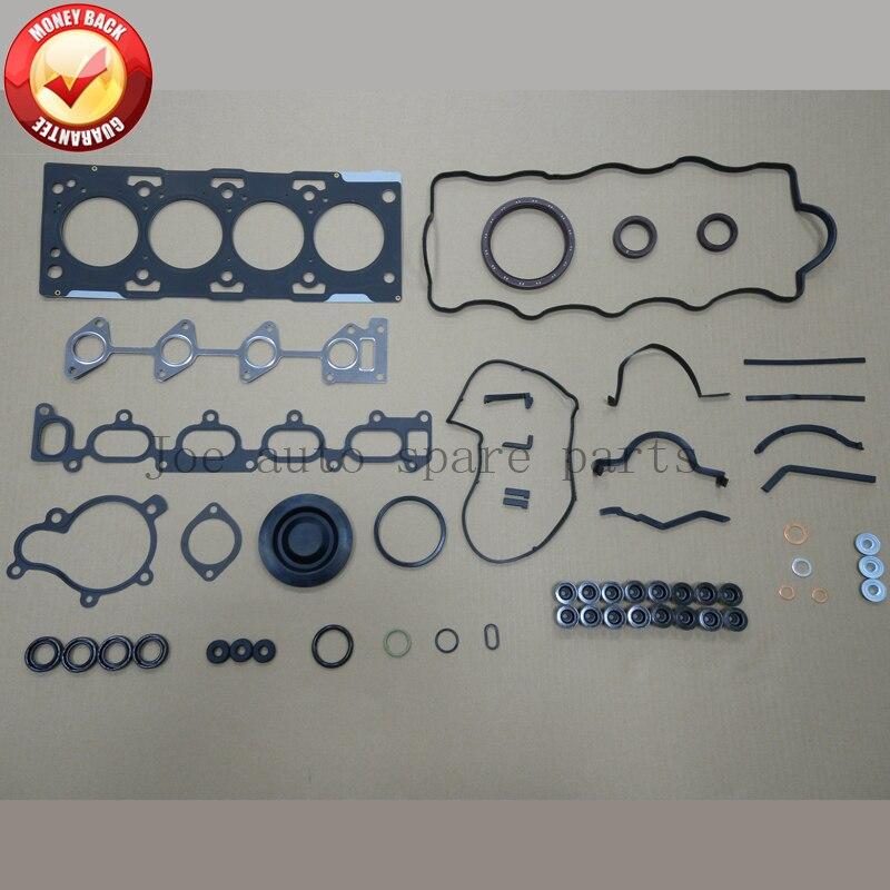 D4ea Двигатели для автомобиля полный комплект прокладок Набор для Hyundai Santa Fe/Tucson 2.0l 1991cc 2001-2010 20910-27a00 49h01 km-h01 50214600