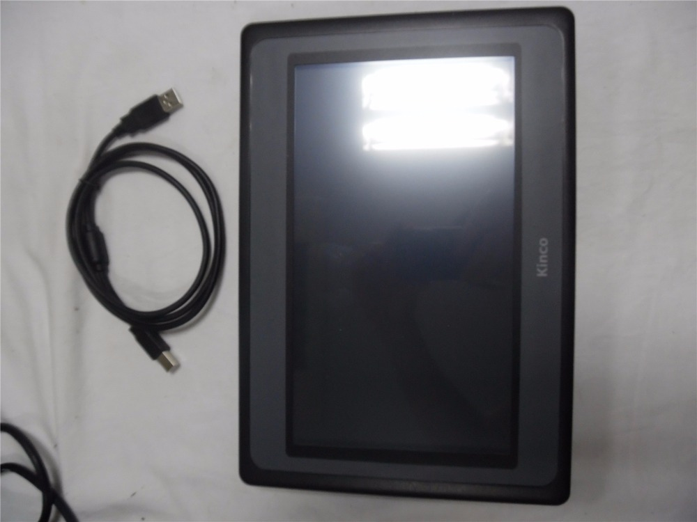 New 10.1 inch TFT HMI Touch Screen Kinco Panel MT4532TE Ethernet with Programming Cable&Software Support MPI Direct Connection solenoid valve