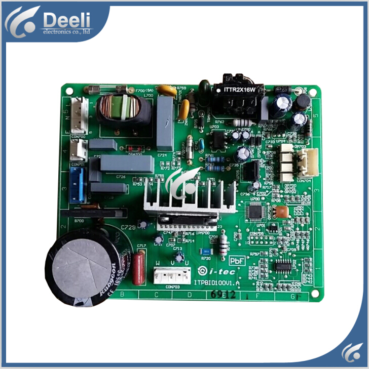 95% new good working refrigerator pc board Computer board ITPBID100V1.A NR-B2525VG1 on sale 95% new for samsung refrigerator pc board computer board rs19 da41 00401c a board good working