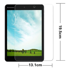 Excessive clear tempered glass movie For Lenovo Miix Three-830-ZTH 7.85″ pill computer Anti-shatter HD LCD Display screen Protector Protecting Movies