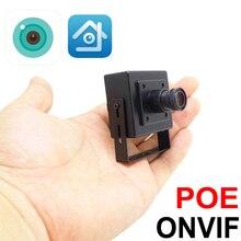 มินิกล้อง Ip Poe 5mp 1080p 2.8 มม.720 P 960P HD กล้องวงจรปิด Security Cam การเฝ้าระวังวิดีโอ XMEye Onvif IPCam อินฟราเรดกล้อง