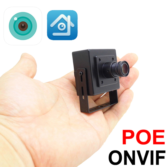 Mini Poe Ip Camera 5mp 1080p 2.8mm Breed 720P 960P HD Cctv Cam Video Surveillance XMEye Onvif IPCam Infrarood Thuis Camera
