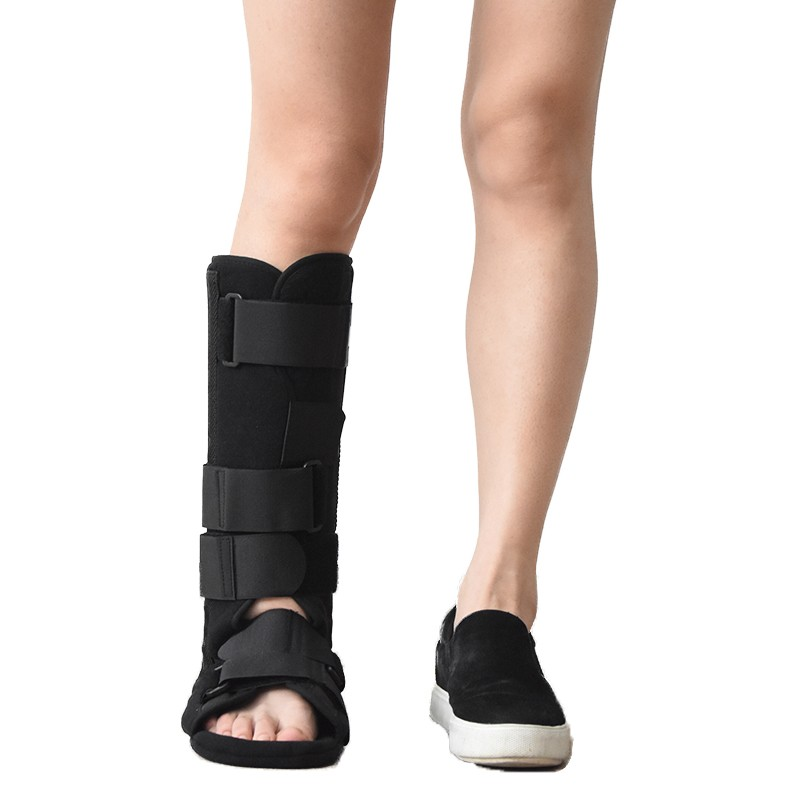 2017 Sale Real Knee Liner Walkers Achilles Tendon Boots Ankle Fracture Rehabilitation Fixation Brace Walker Boot Foot Orthosis