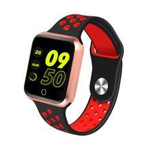 Unisex Waterproof Sports Smartwatch
