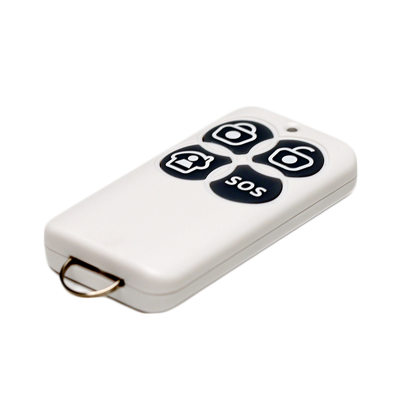 PSCBT 433MHz Wireless Remote Controller 4 buttons arm disarm sos for Home Security Alarm System 3pcs 9