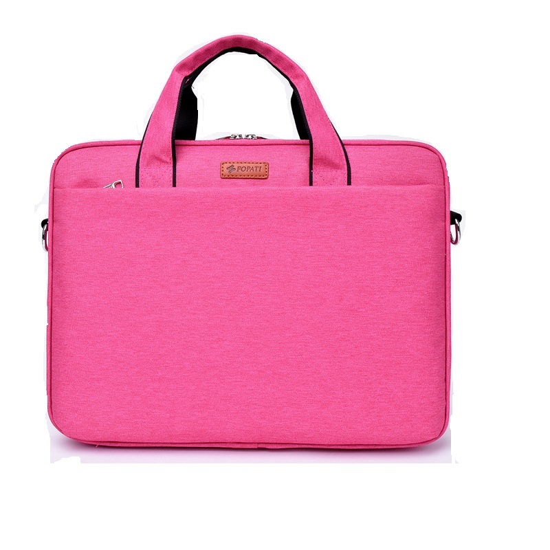 Briefcases Business-Bag Laptop Computer Totes Handbag Travel 15inch Waterproof Women