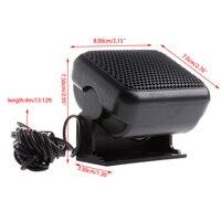 רכב נייד רדיו איכות גבוהה רכב נייד מיני רדיו רמקול חיצוני NSP100 עבור FT-7800R FT-1802M FT-2800M (5)