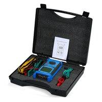 HoldPeak HP 4300 LCD Digital Earth Ground Resistance Tester Megohm Meter Megger Megohmmeter DC0~200V Voltmeter