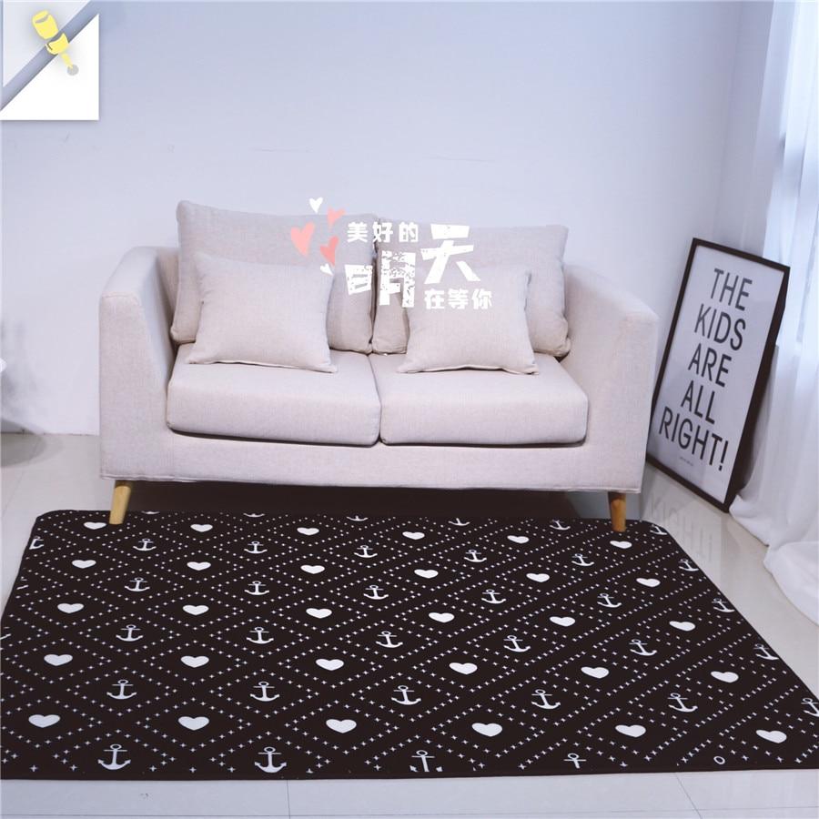 Top Grade Printing Living Room Carpet Parlor Rugs Corridor