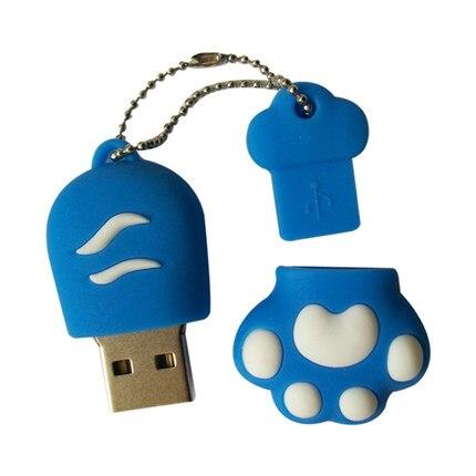 Usb 64 Gb Cartoon Cartoon Mini Usb Flash Drive 64GB Pendrive 64gb Flash Drive Stick Gifts, Pen Driver 64gb Gift Thumb Drive
