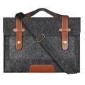 Горячая Почувствовал, сумки для ноутбуков для мужчин женщин сумка ноутбук 14 чехол для air pro 13 15 дюймов нетбук портфель сумки