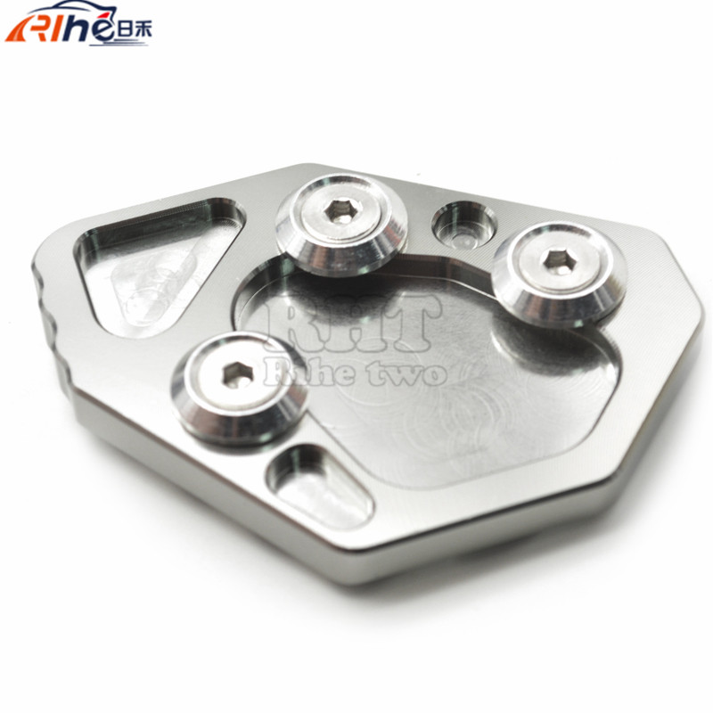 Aliexpress.com  Buy Motorcycle stand motorbike Kickstand Aluminum Side Stand Plate Enlarge caballete For BMW F800R 2009 2012 2013 2014 HP2 2006 2008 from ...  sc 1 st  AliExpress.com & Aliexpress.com : Buy Motorcycle stand motorbike Kickstand Aluminum ...