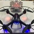 1 ШТ. ЛЕО RC Завоеватель DM009 2.4 ГГц 4ch 7.4 В rc quadcopter drone с wi-fi камера HD и авто hover