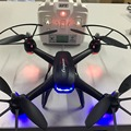 1 PCS LEO RC Conquistador DM009 2.4 Ghz 4ch 7.4 V rc quadcopter zangão rc com câmera HD wi-fi & Auto hover