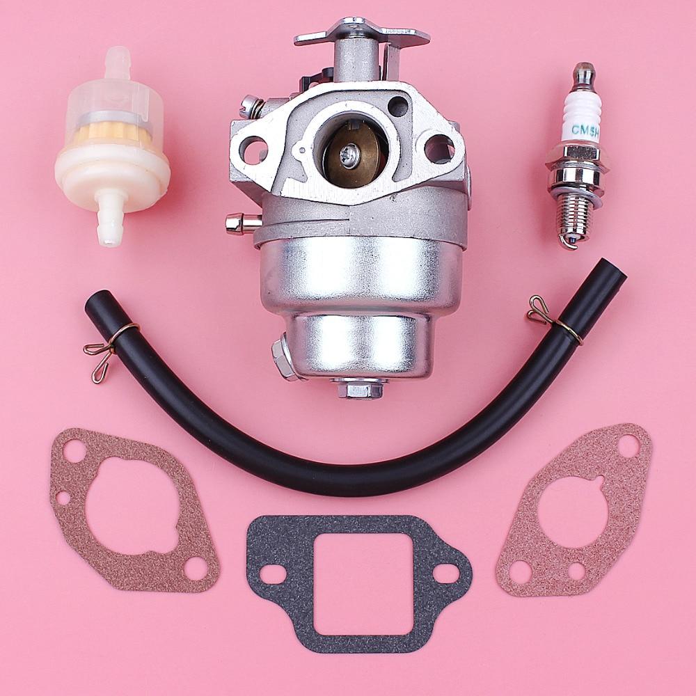 replace oem for 16100-z0l-802, 16100-z0l-804, 16100-z0l-013  package  include 1 x carburetor, 1 x fuel filter, 1 x fuel line hose, 1 x spark  plug,