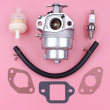 Carburetor Carb For Honda GCV160 GCV160A GCV160LA GCV160LA0 GCV160LE Fuel Filter Spark Plug Gasket Lawn Mower Engine