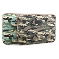 Wholesale Camouflage Sleeve Case For Laptop 11 12 13 14 15 Inch Bag For Ipad 1