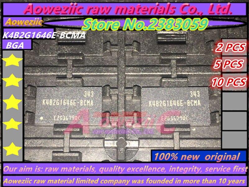 Aoweziic  100% ew original  K4B2G1646E-BCMA  BGA   Memory chip   K4B2G1646E BCMA