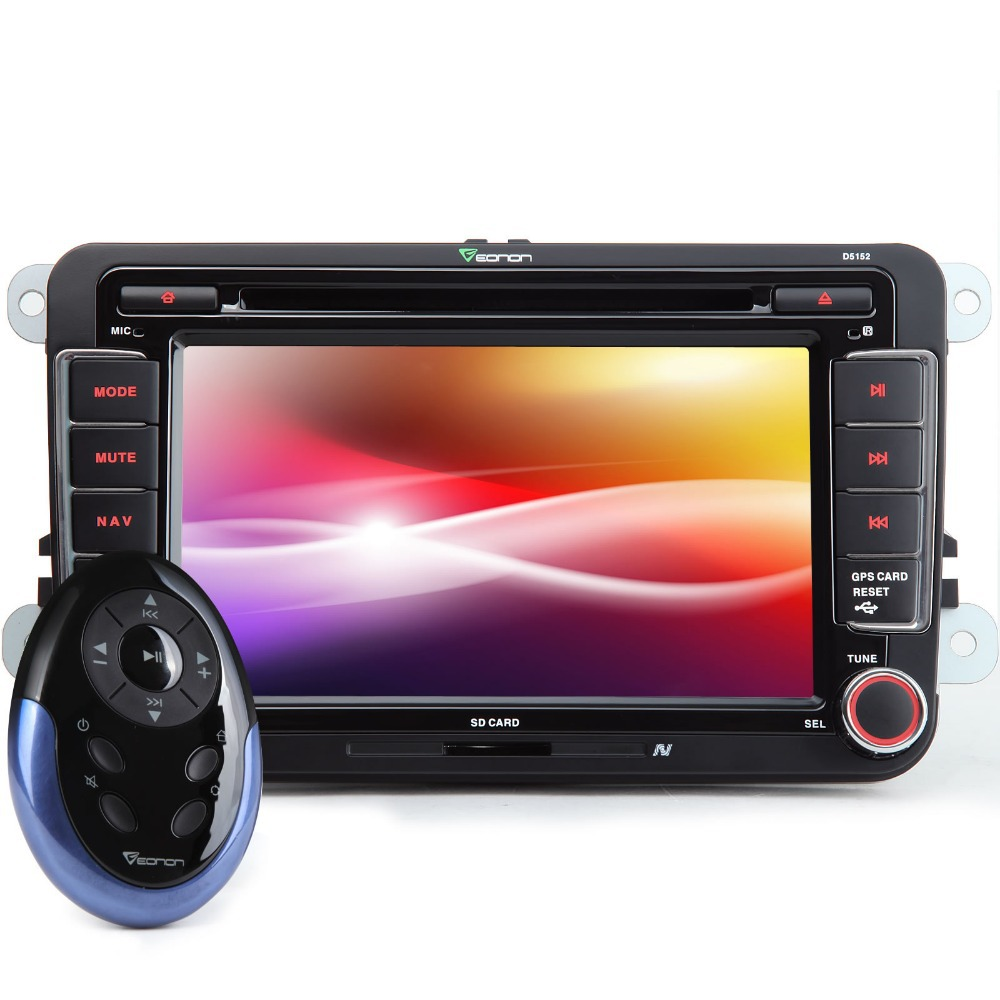 7 2din car dvd player gps stereo radio for volkswagen vw. Black Bedroom Furniture Sets. Home Design Ideas