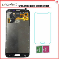 TEST LCD For Samsung Galaxy S5 G900 G900F Display Touch Screen Digitizer Assembly For Samsung S5 G900 TFT Replacement Parts