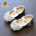 2017 nova primavera meninas princesa shoes moda lantejoula frisada kids shoes crianças bonitos do partido único shoes da criança shoes tamanho 21-36