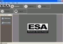 ЕКА Electronic Service Аналитик v 4.4.9.259 + keygen + SW флэш-файлов для paccar