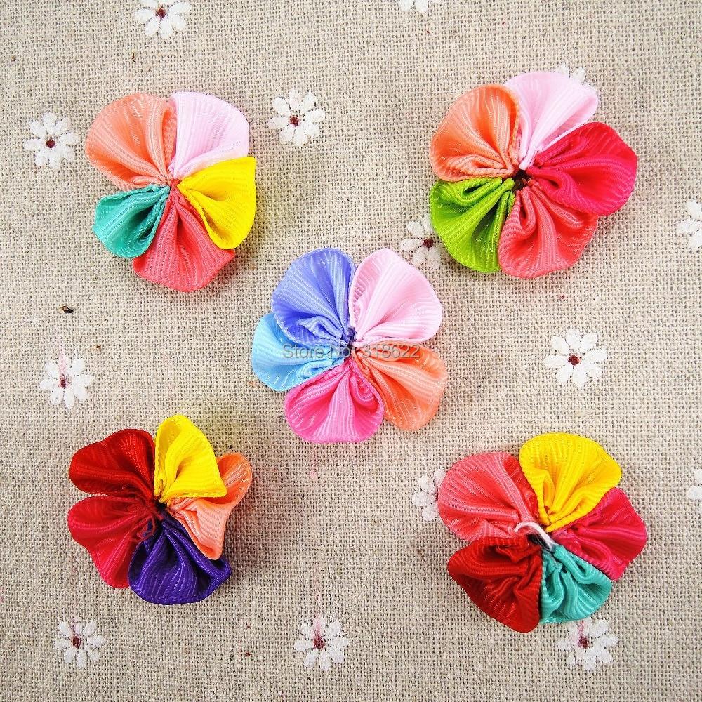 5colors grosgrain handmade
