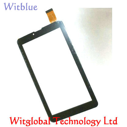 Witblue New For 7'' inch Prestigio Multipad WIZE 3137 PMT3137 3G Tablet Digitizer Touch Screen Panel glass Sensor Replacement new 8inch touch for prestigio wize pmt 3408 3g tablet touch screen touch panel mid digitizer sensor