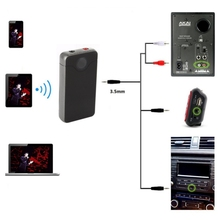 3.5mm AUX Music 2 in 1 Wireless Adapter Wireless Bluetooth Transmitter and Receiver Audio Receptor For Smartphone TV Earphone
