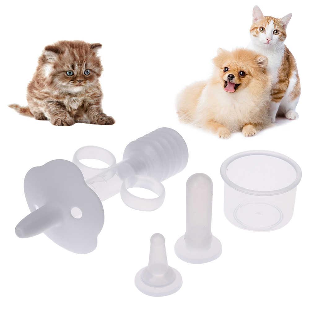 Портативная бутылочка для питья щенка котенка питатель молока кормления собак